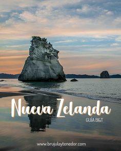 Guía para viajar a Nueva Zelanda con todo lo que necesitas saber Beautiful, Beach, Water, Movies, Movie Posters, Outdoor, Art, New Zealand, Beautiful Landscapes