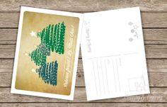 Cărți postale numai bune pentru a răspândi Magia sărbătorilor de Iarnă || Cherry & Cherry PRINTS #craciun #christmascards #cherrycherryprints #cadouridecraciun Prints, Magick