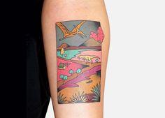 #tattoos #colortattoos #japantattoos #brindi
