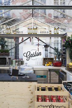 HANDS ON GASTON - serre voor design museum gent - DIFT