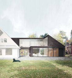 render / 2014 House Ekeberg : Superunion Architects