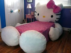 cama-hello-kitty