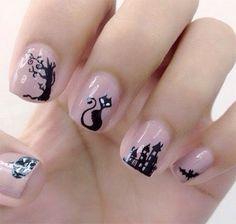 Fantasy Nail Art stylish