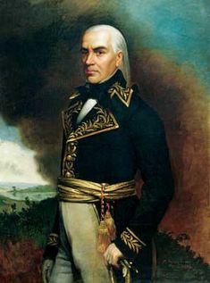 Generalisimo Francisco de Miranda - El Gran Americano Universal y proser de la Independencia de Latino Americana