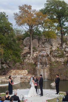 The Lodge at Bridal Veil Falls - San Antonio Wedding Venues : San Antonio Wedding Guide