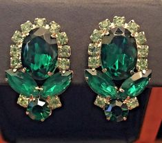 eab5f70870daf 162 Best Vintage Clip On Earrings images in 2019 | Clip on earrings ...