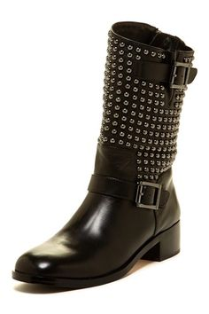 Vince Camuto Wallis Studded Boot by Non Specific on @HauteLook
