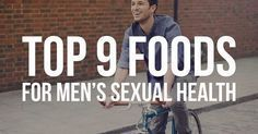 Supplements to improve men's sexual health are a dime a dozen, but why take your tonics in pill form when you can include the libido-boosting nutrients in your regular meals? Whether you're looking for ways to improve your sperm motility, a natural cure for erectile dysfunction or special foods to rev up your libido, check out our... #instafollow #L4L #vitaminB #FF #F4F #vitaminA #tagforlikes