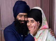 Pre Wedding Poses, Sikh Wedding, Punjabi Couple, Reception Party, Couple Pictures, Muslim, Culture, Qoute, Couples