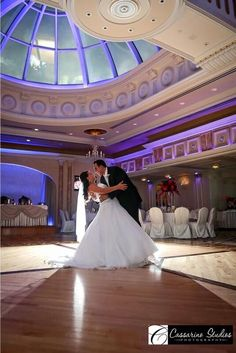 Can you picture having your first dance in the beautiful Dome Room? The Dome Room at Jericho Terrace is a place of perfection.