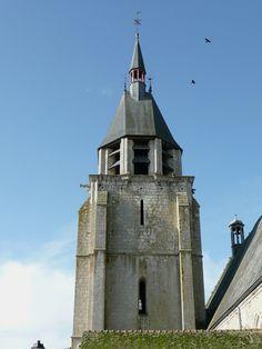 Les corbeaux du clocher de Combray; Illiers-Combray illustré (4) IV Le clocher