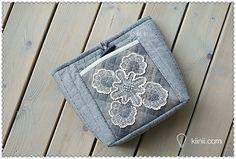 蕾丝MOLA拼布包——木山春代设计款 - 手工客,高质量的手工,艺术,设计原创内容分享平台