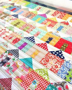 Image result for Scrap Diamonds Quilt Pattern Free