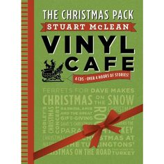 Stuart Mclean - Vinyl Cafe Christmas Pack