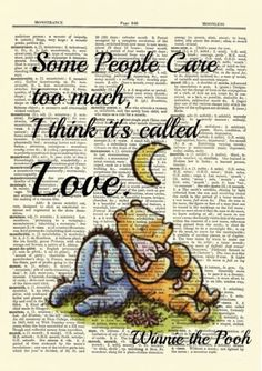 Details about Winnie the Pooh Dictionary Art Print Picture Poster Classic Eeyore Piglet - New Ideas Winne The Pooh, Winnie The Pooh Quotes, Disney Winnie The Pooh, Vintage Winnie The Pooh, Piglet, Pooh Bear, Fly Quotes, Cute Quotes, Qoutes