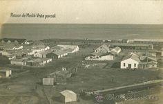 MARRUECOS. CEUTA. RINCÓN DE MEDIK. VISTA PARCIAL. H. 1910.