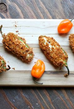 Baked Jalapeno Poppers #recipe