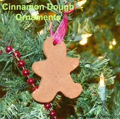 Bear Rabbit Bear Crafts: Cinnamon Dough Ornaments with Free Printable Recipe Card Candy Land Christmas, Quilted Christmas Ornaments, Whimsical Christmas, Christmas Projects, Christmas Tree Ornaments, Christmas Diy, Christmas Decorations, Cinnamon Ornaments, Dough Ornaments