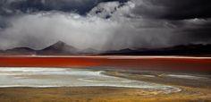 Laguna Colorada, Sud Lipez (Bolivia) Foto: Samuel Feron