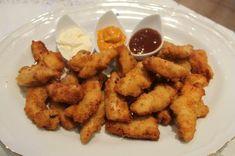 Lagrimitas de pollo, deliciosas   Cocina