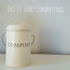Zero Waste Nerd: 30 Days to Zero Waste (Day 14: Start Composting)