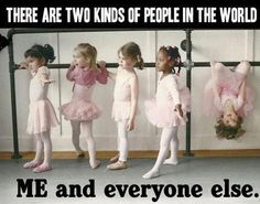 Pretty sure this was me the first day of dance class....... This is soooo Rylie! Haha