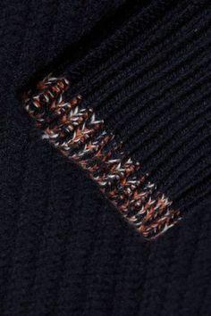 knitGrandeur: Salt & Pepper Marl