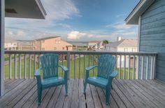 Townhome vacation rental in Galveston , sleeps 8, $1080/wk offpeak, from VRBO.com! #vacation #rental #travel #vrbo