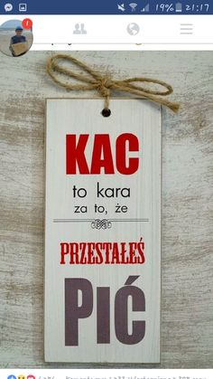 Mądre :D True Quotes, Best Quotes, Man Humor, Motto, Poems, Funny Pictures, Lol, Signs, Haha