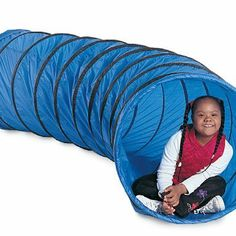 "Super Enormous Connecting Tunnel 9' by Rolyn Prest. $167.53. (SEE AVAILABILITY ABOVE FOR ESTIMATED DELIVERY) - Super Enormous Connecting Tunnel 9' - Super Enormous Connecting Tunnel 9' - At 28"" (71cm) in diameter, this 9' long (2.7m) tunnel provides easier access for children with limited motor skills. This flame - retardant nylon taffeta tunnel has a padded interior for comfort. Several tunnels can be connected to form a maze. - Rolyan products are internationally licensed &..."