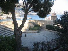 Théatre du fort Antoine à Monaco