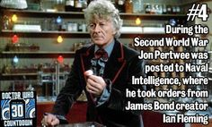 30 things you (probably) never knew about Doctor Who