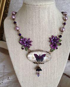 Lori Anngelo Designs - Garden Collection: PurpleButterfly