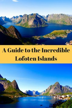 Lofoten Islands, the most visually pleasing place on Earth — Licenced to Travel