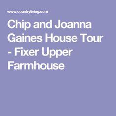 Joanna Gaines Farmhouse Joanna Gaines And Chip And Joanna