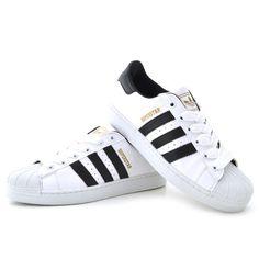 Adidas Süperstar Beyaz Siyah | BAYAN AYAKKABI | Spor | | Nelazimsa.net