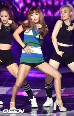 Luna Showcases Hot Figure In New Performance ~ Daily K Pop News