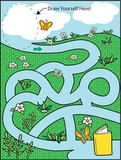 Download a PDF of Your Book Maze! #kids #activities #fun Earth's Best, Mazes For Kids, Parent Resources, Preschool Learning, Have Some Fun, Craft Activities, Kids And Parenting, Fun Crafts, Kids Rugs