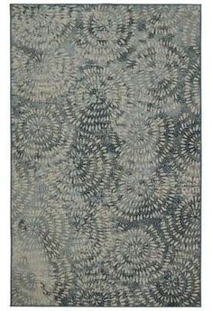 Mohawk Home® Krishna 7'6  x 10' Area Rug in Blue
