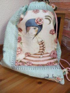 El otro lado de mi mochila romántica.