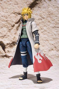 Naruto Action Figure Figuarts Namikaze Minato Yondaime PVC 15 cm ( Bandai )