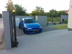 Seat Ibiza 6k with Seat Leon front bumper (facelift model)