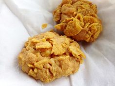 GOOD Cornflake Cookies - I don't like too sweet and I reduce 10g sugar and add a pinch of salt. Must bake every CNY