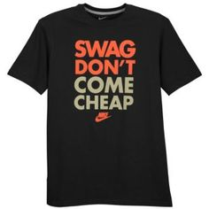Chad wants all kind of \u0026quot;swag\u0026quot; for baseball.. this is all I