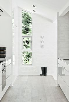 A White House in Copenhagen by NORM Architects