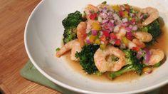 Garlic Truffle Shrimp (Paleo & Gluten Free) // Seared With Love