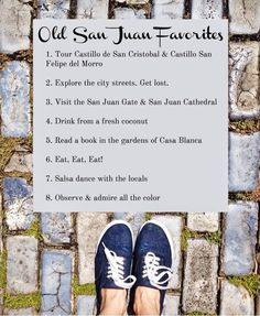 The first stop on our honeymoon was Old San Juan, which is one of the most charming places I've had the pleasure of visiting. It's quaint, authentic and was filled with culture – a few things that make it a must visit! Though small, there's a ton to do, and our 3 night, 2 day stay was the perfect amount...