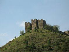Maglič castle,near Kraljevo:
