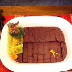 Carrés cacao et dattes Le Cacao, Calories, Beef, Desserts, Food, White Beans, Whole Wheat Flour, Diabetic Recipes, Dates