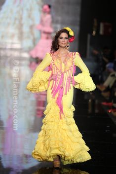 Fotografías Moda Flamenca - Simof 2014 - Pilar Vera 'errantes' Simof 2014 - Foto 04